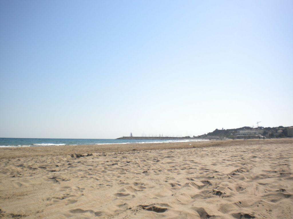 tornillo beach