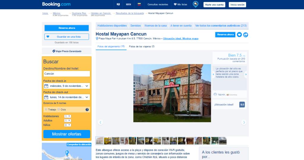 Cancun2 Hotel