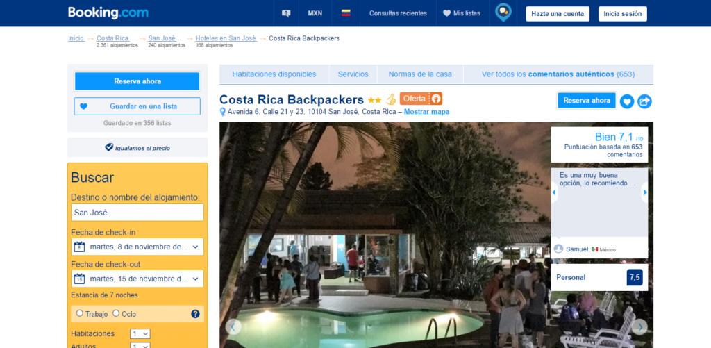 Costa Rica Hotel 1