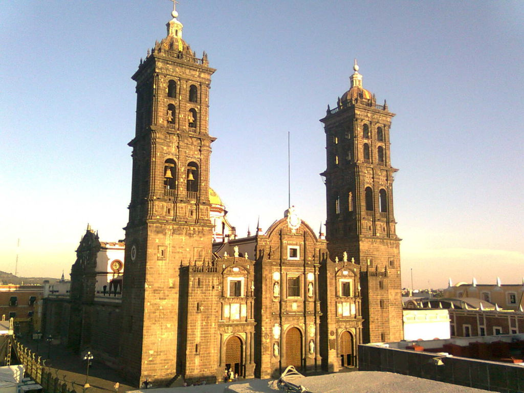 puebla-catedral