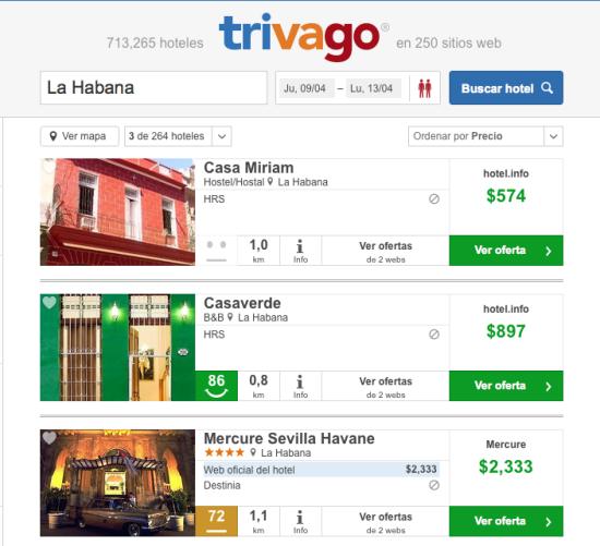 Hotel La Habana