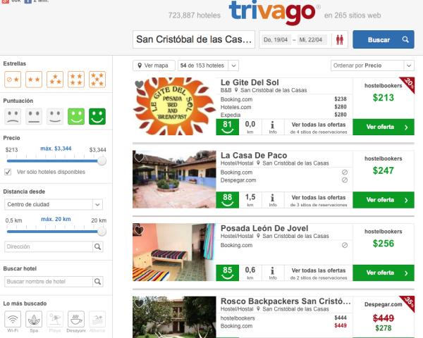 Ofertas hoteles Chiapas ABR_MAY