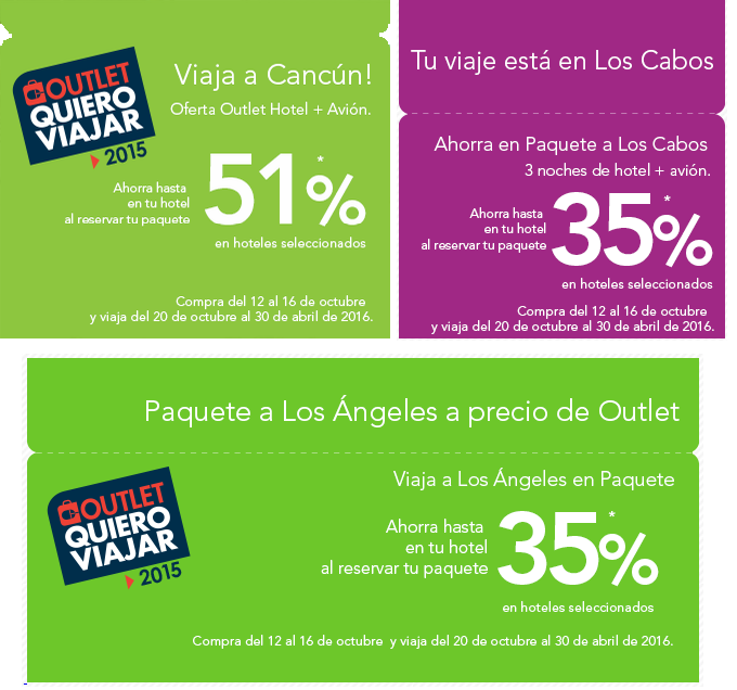 Outlet Volaris