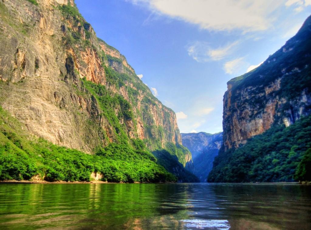 Chiapas lagos