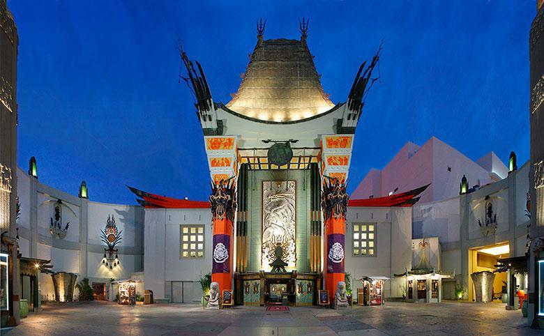 Los Angeles teatro