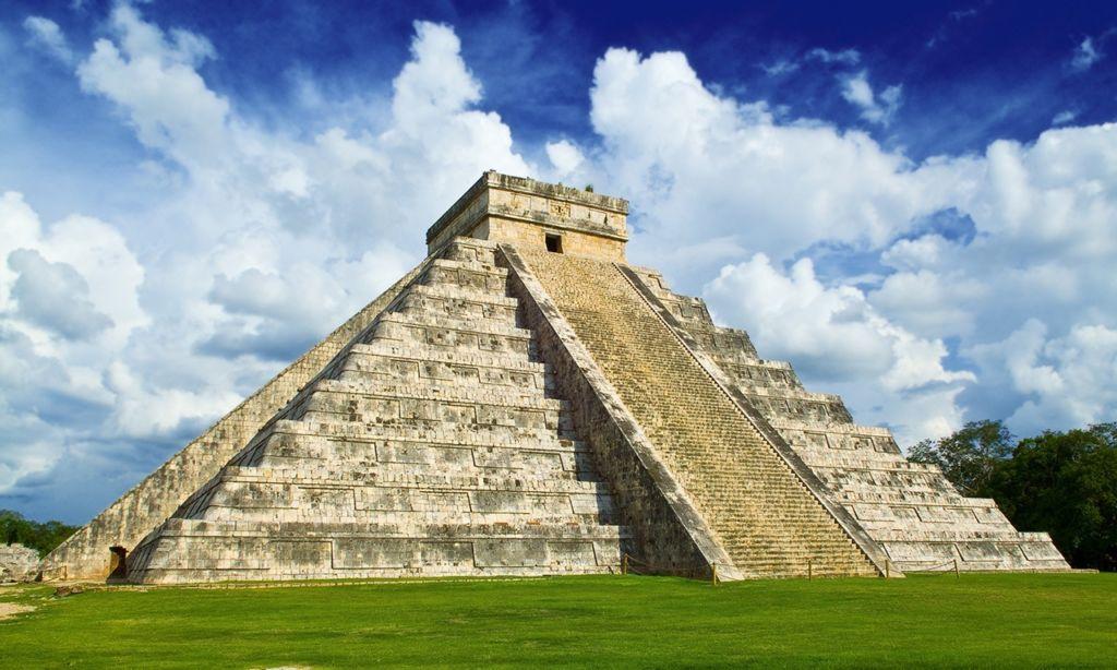 Merida Piramides