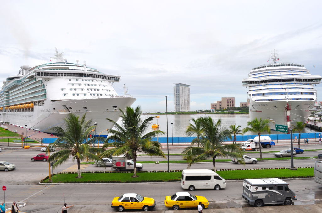 Puerto Vallarta Crucero
