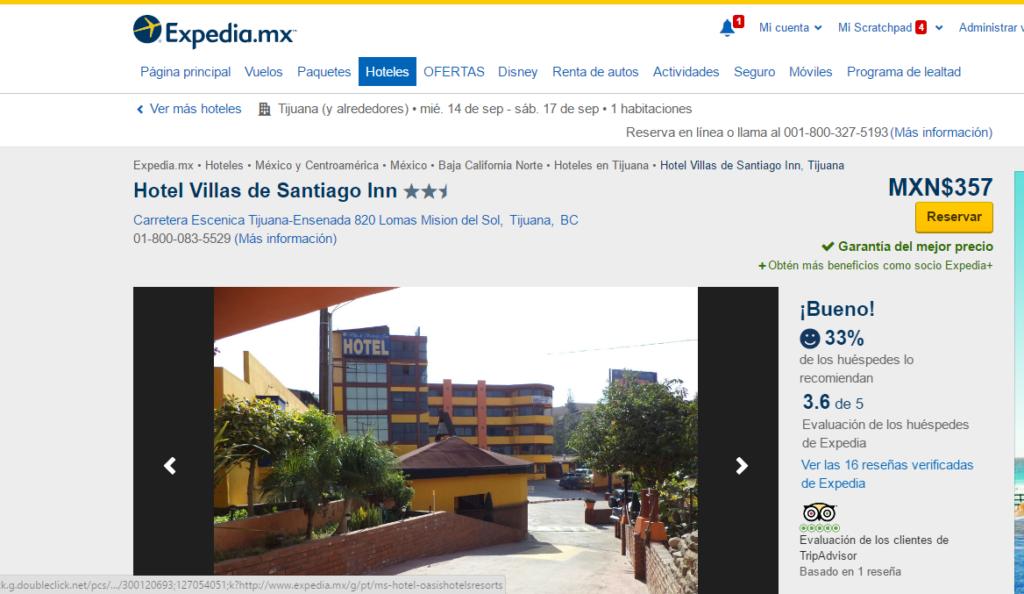 tijuana hotel