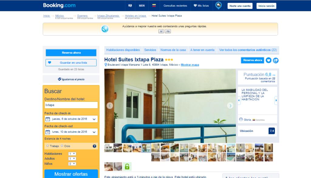 ixtapa hotel 3000