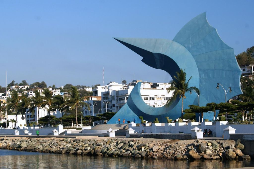 Manzanillo puerto
