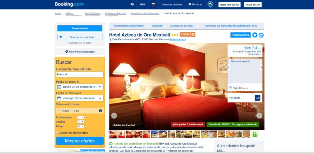 Mexicali Hotel