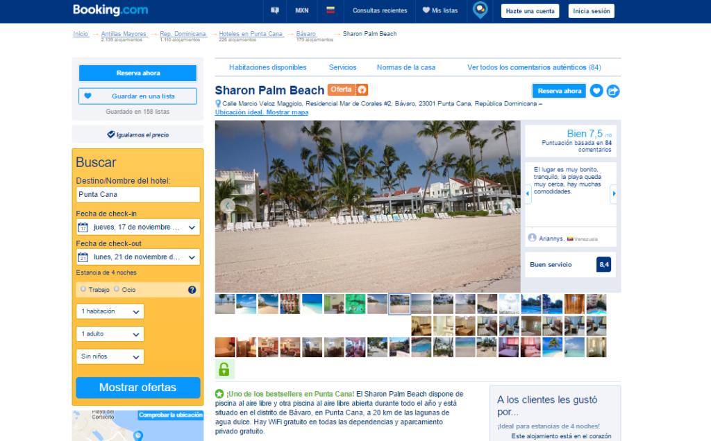 Punta Cana hotel 3