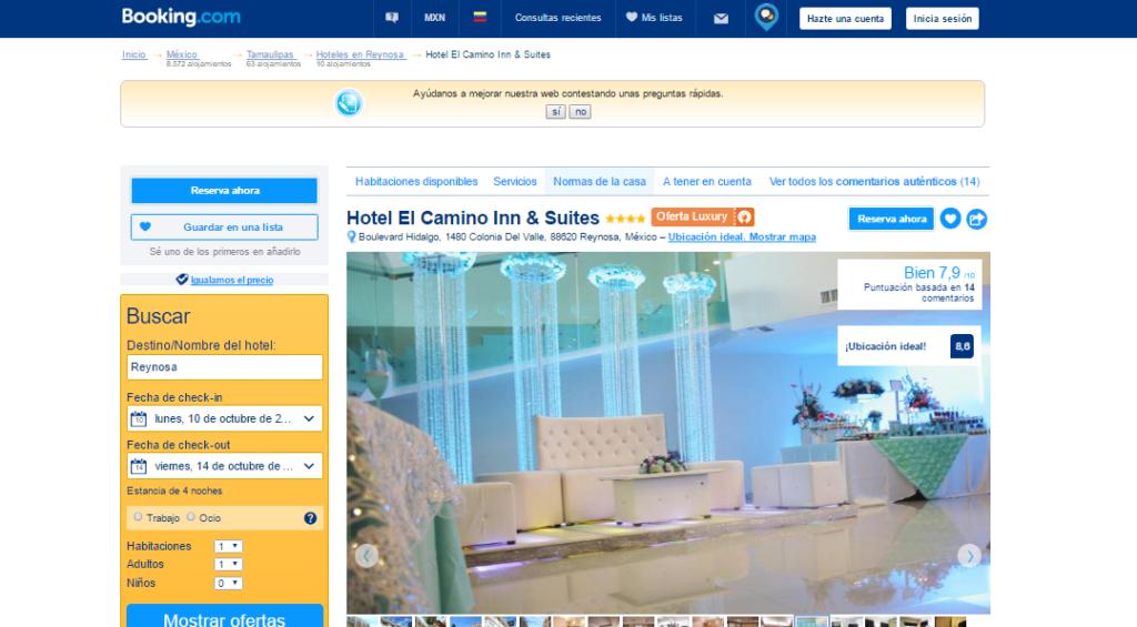 Reynosa Hotel 2