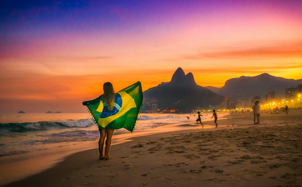 """The Girl from Ipanema"""