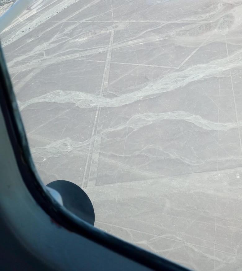 Fotos Nazca desde un avión