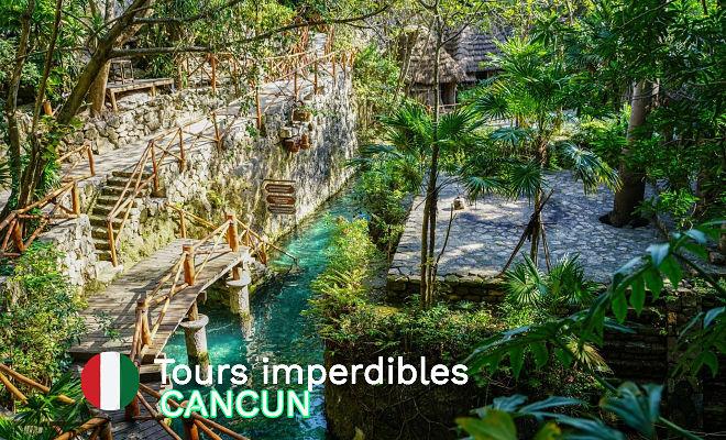 Tours y paseos en Cancún, México