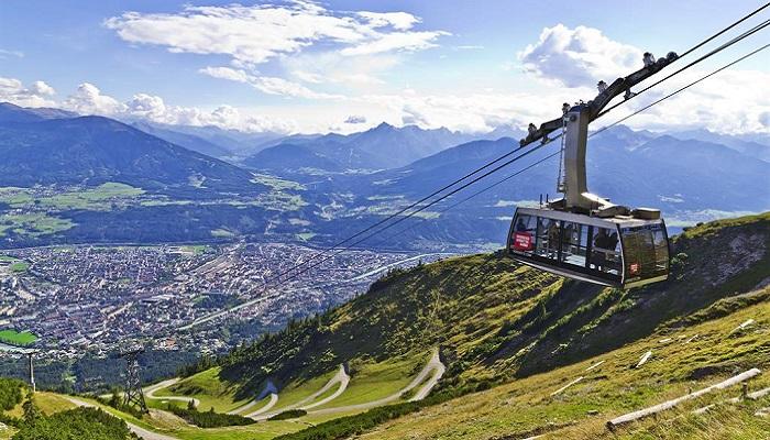 funicular de Innsbruck