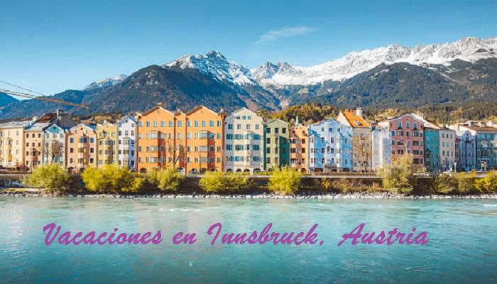 Vacaciones en Innsbruck, Austria