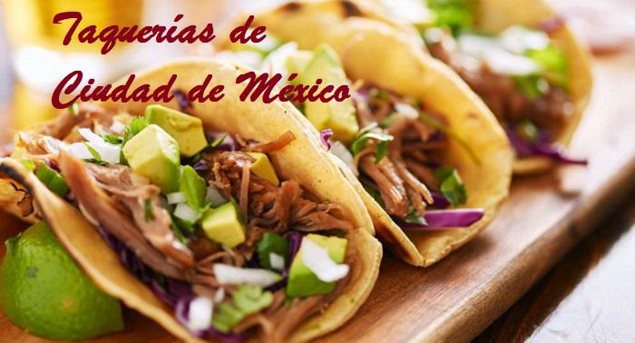1P mejores Taquerías de Ciudad de México